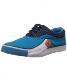 Sparx SCO198G Green Navy Canvas Shoes