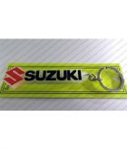 Superdeals Suzuki Bike Car Pvc Soft Premium Rubber Keychain For Gift SD317