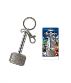 Superdeals Thor Hammer Metal Bronze Keychain SD319
