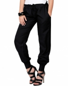 EAVAN Black   Trouser EA1530