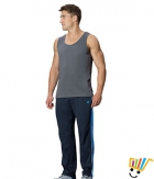 Jockey Solid Sport Mens Track Pants 9507 Navy