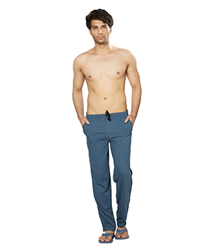 Clifton Mens Coloured Track Pant-NavyMelange AAA00017939