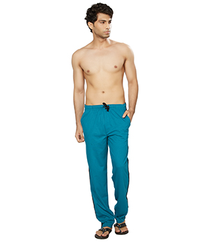 Clifton Mens Coloured Track Pants-TURQUIOSE AAA00016081