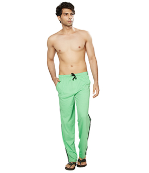 Clifton Mens Coloured Track Pant-Z.Green AAA00017949