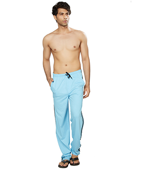 Clifton Mens Coloured Track Pant-Light Blue AAA00017953