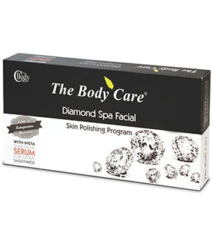 Diamond spa Facial Kit Skin Polishing Program BC001