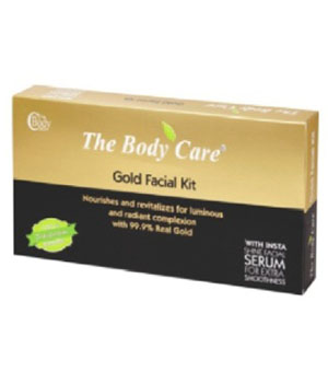 Gold Facial kit  BC002