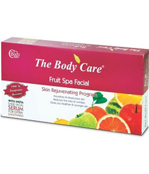 Fruit Spa Facial Kit BC005