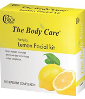 Lemon Facial Kit BC008