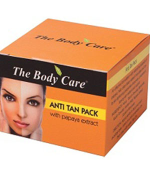 Anti Tan Pack BC014