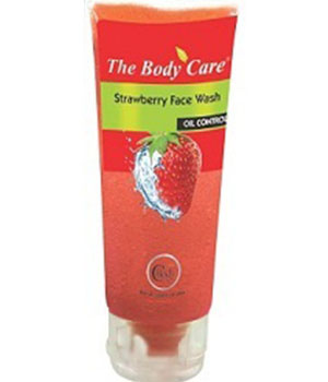 Strawberry Face wash BC025