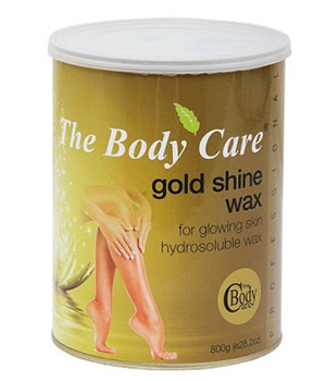 Gold Shine Cream Hydrosoluble wax BC030