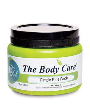 PIMPLE FACE PACK 100G  BC059
