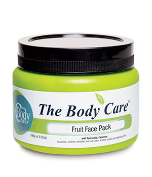 FRUIT FACE PACK 100G  BC063