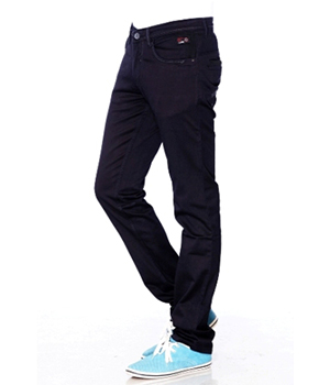 205 Hardy Boys Jeans Mens Denim Cotton Stretch Jet Black HBJ002