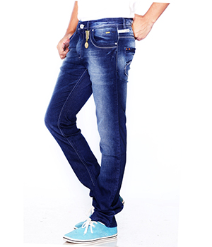 217 Hardy Boys Jeans Mens Denim Cotton Stretch Blue HBJ008
