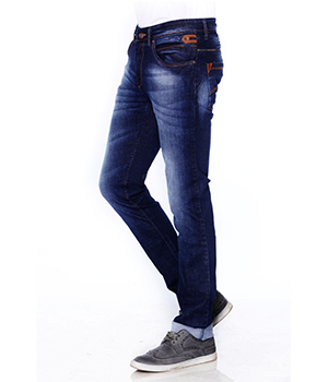 219 Hardy Boys Jeans Mens Denim Cotton Stretch Raw Blue HBJ009