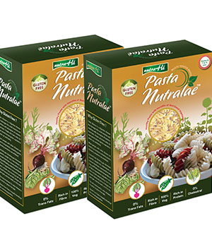 Pasta Nutralae Multi Veggie Pasta PN_MV Pack of 2 PN-MV