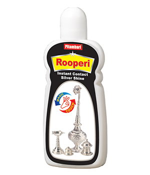 Pack of 3 ROOPERI SILVER SHINE 30ml PT016