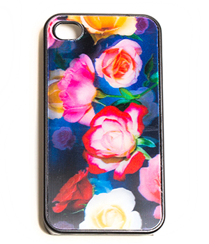 Daffodils Back Cover for iPhone 4 iPhone 4s Multicolor TH043