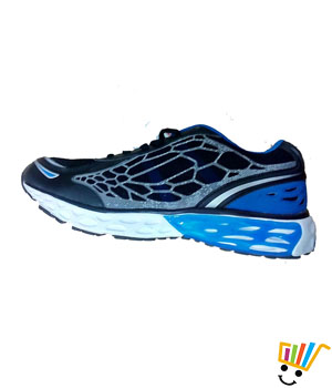 Columbus Maxxco Sports Shoes Blue Black