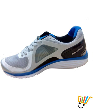 Columbus New Generation Sports Shoes Grey Blue