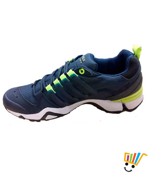 Columbus Rider Sports Shoes Blue Green