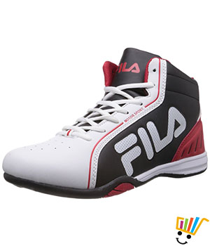 Fila Men Isonzo Sneakers White Black