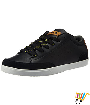 Fila Men Livio Shoes Black Grey