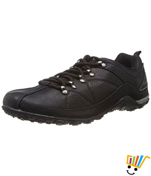 Fila Men New Percoso II Black Sneakers