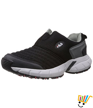 Fila Men Smash III Shoes Black