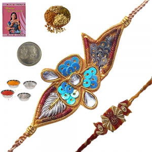 Send Online Shopping Rakhi Gifts for Brothers 169