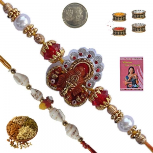 Send Fashionable Trendy Rakhi Gift to Brother 181