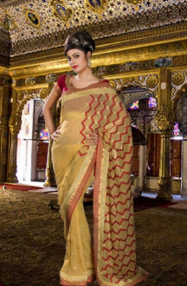 Shubham Fashions Blissful Beauty Sarees SF-SB-1003