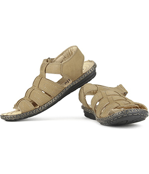 Redchief Mens Leather Sandals RC 1655
