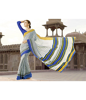 Digital Printed Saree JSP-59-13923