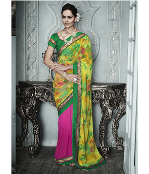 Digital Printed Saree JSP-60-13913