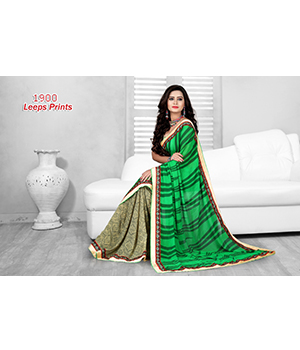 Digital Printed Lace Saree JSP-51-1900