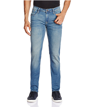 Lee Blue Denim Jeans LEJN5312