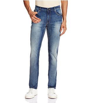 Lee Blue Denim Jeans LEJN5363