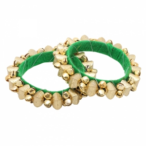Sai Arisha Golden Bangles RH003