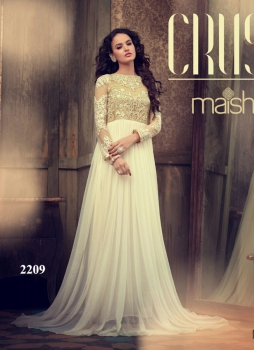c8ede4ad81 Vandv Maisha Crush Stunning New Party Wear Designer Dress SEM700-2209