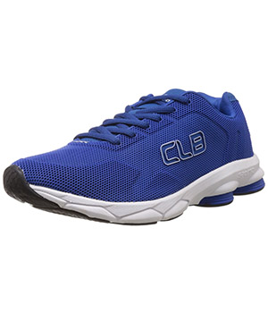 Columbus IQ Blue White Shoes
