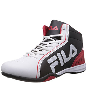 Fila Isonzo White Black Shoes