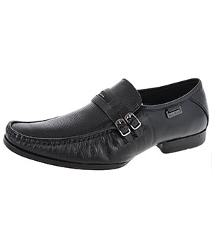 Monte Cardin ET-04 Black Shoes