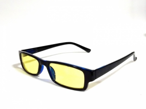 High Definition Hd Vision Computer Glasses 2181Bl Gamer Eyewear