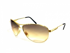 Hd Vision Aviator Sunglasses With Anti Glare Coating