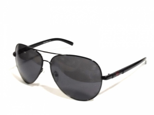 Sigma Black Aviator Sunglasses 525