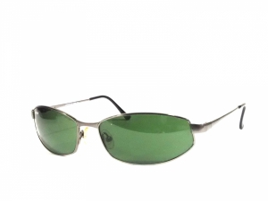 Rectangle Sunglasses With Glass Lens 5994