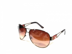 Brown Aviator Sunglasses 8044Br